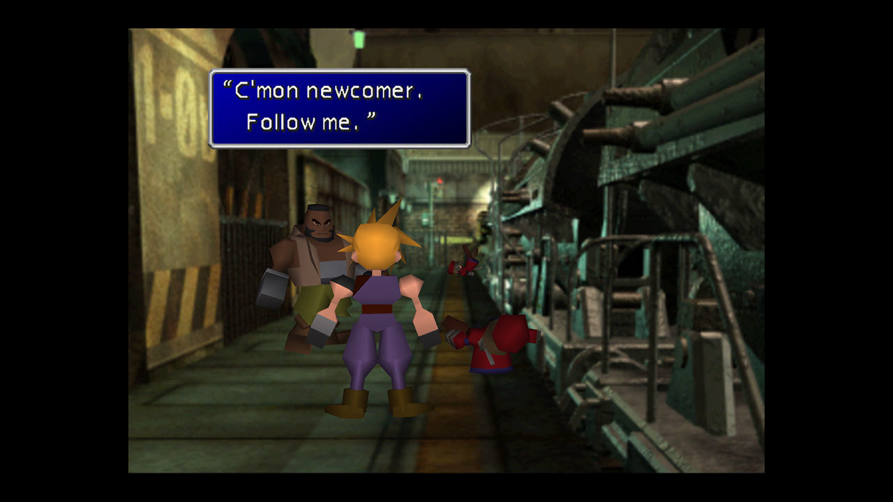 FINAL FANTASY® VII Game | PS4 - PlayStation