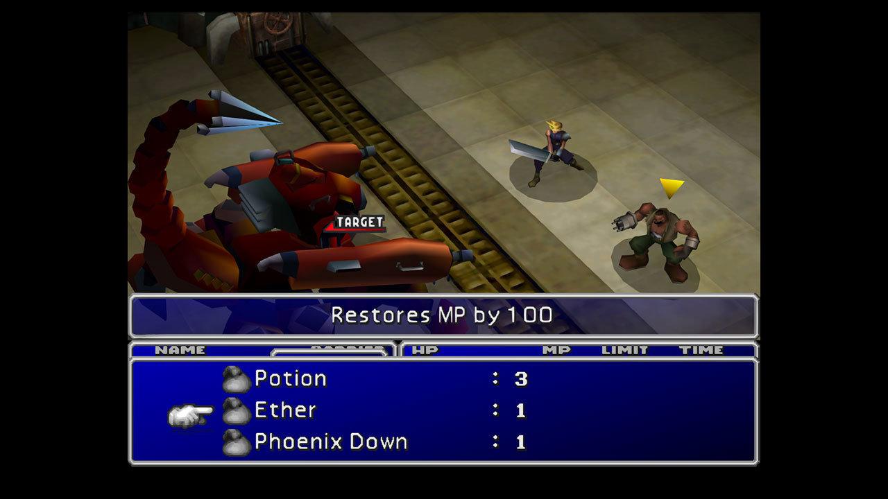 FINAL FANTASY® VII Game | PS4 - PlayStation