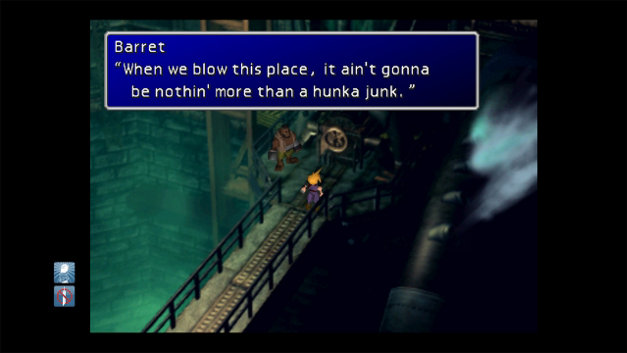 FINAL FANTASY® VII Screenshot 7
