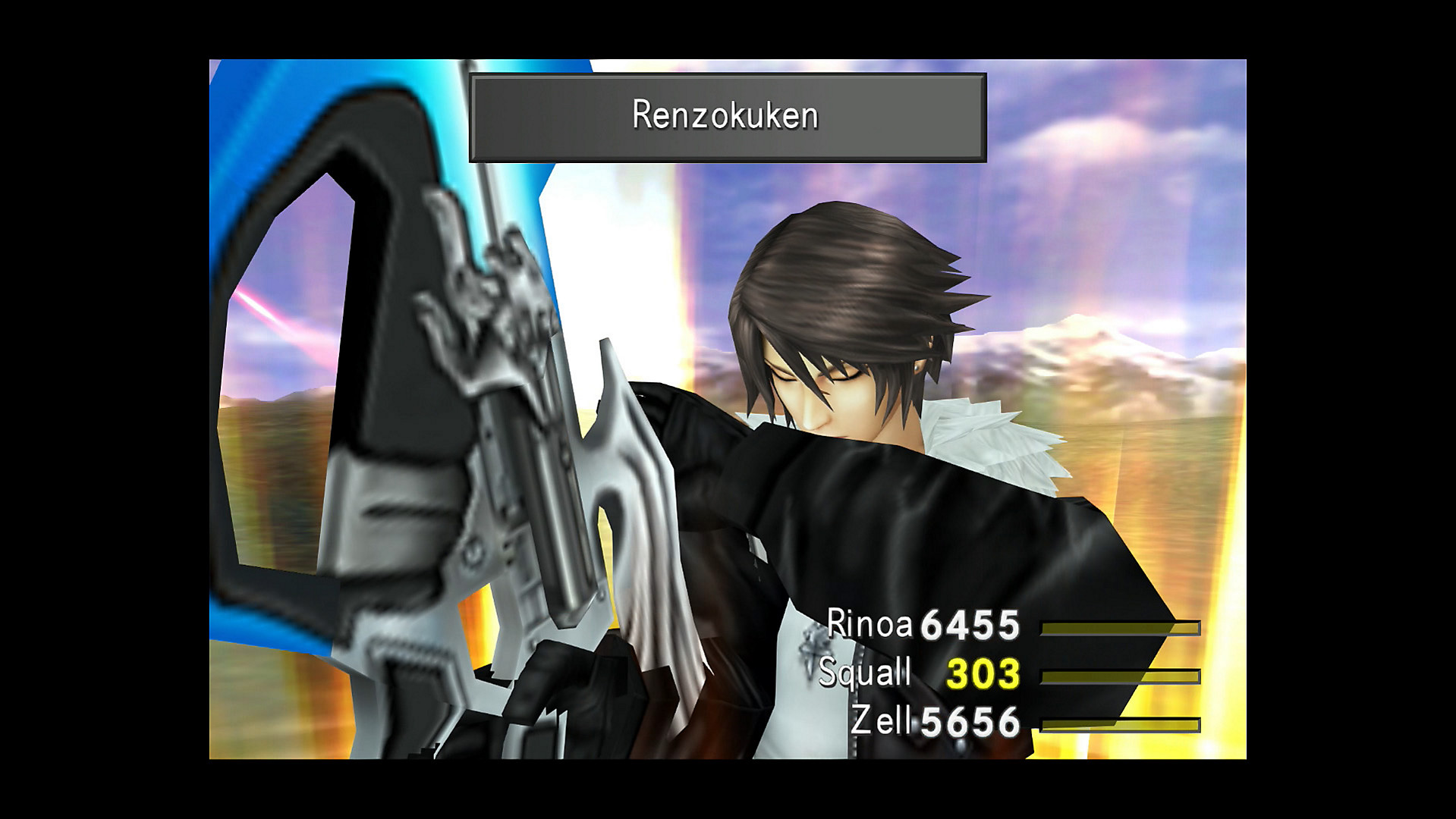 FINAL FANTASY VIII REMASTERED Game - PlayStation