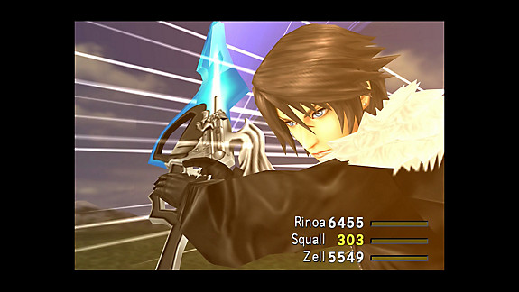 FINAL FANTASY VIII REMASTERED - Screenshot INDEX