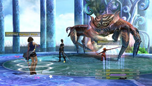 FINAL FANTASY® X/X-2 remasterizada en alta definición Screenshot 2