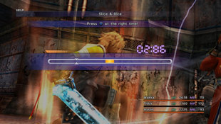 FINAL FANTASY® X/X-2 remasterizada en alta definición Screenshot 6