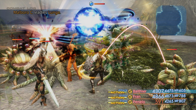 Final Fantasy XII The Zodiac Age Screenshot 1