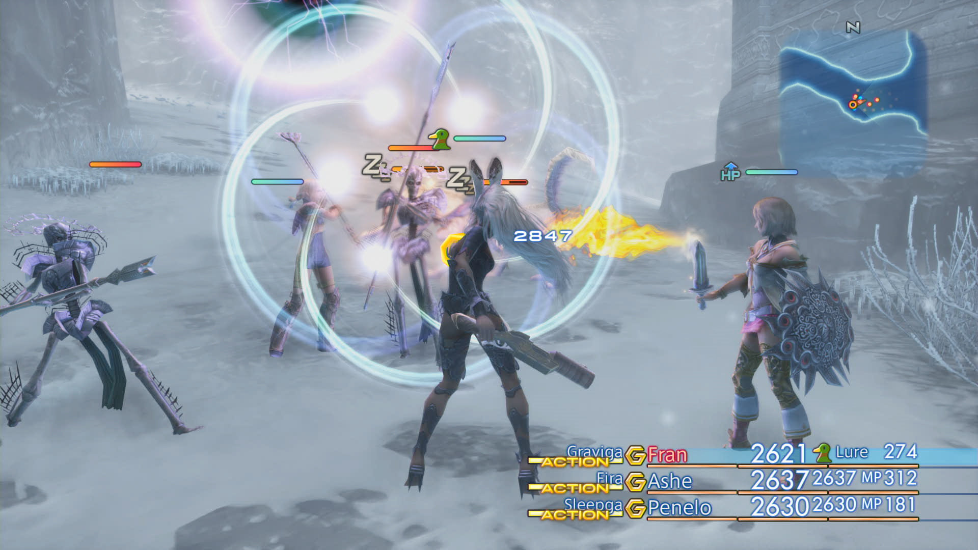 Final Fantasy Xii The Zodiac Age Game Ps4 Playstation