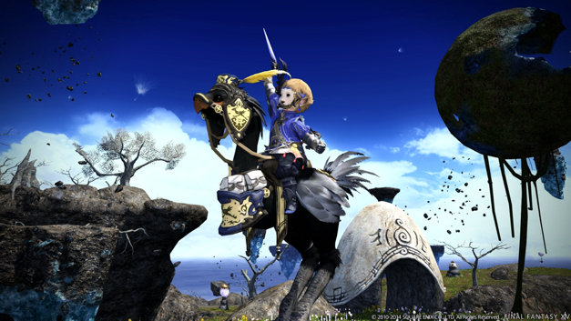 Final Fantasy XIV: A Realm Reborn Screenshot 10