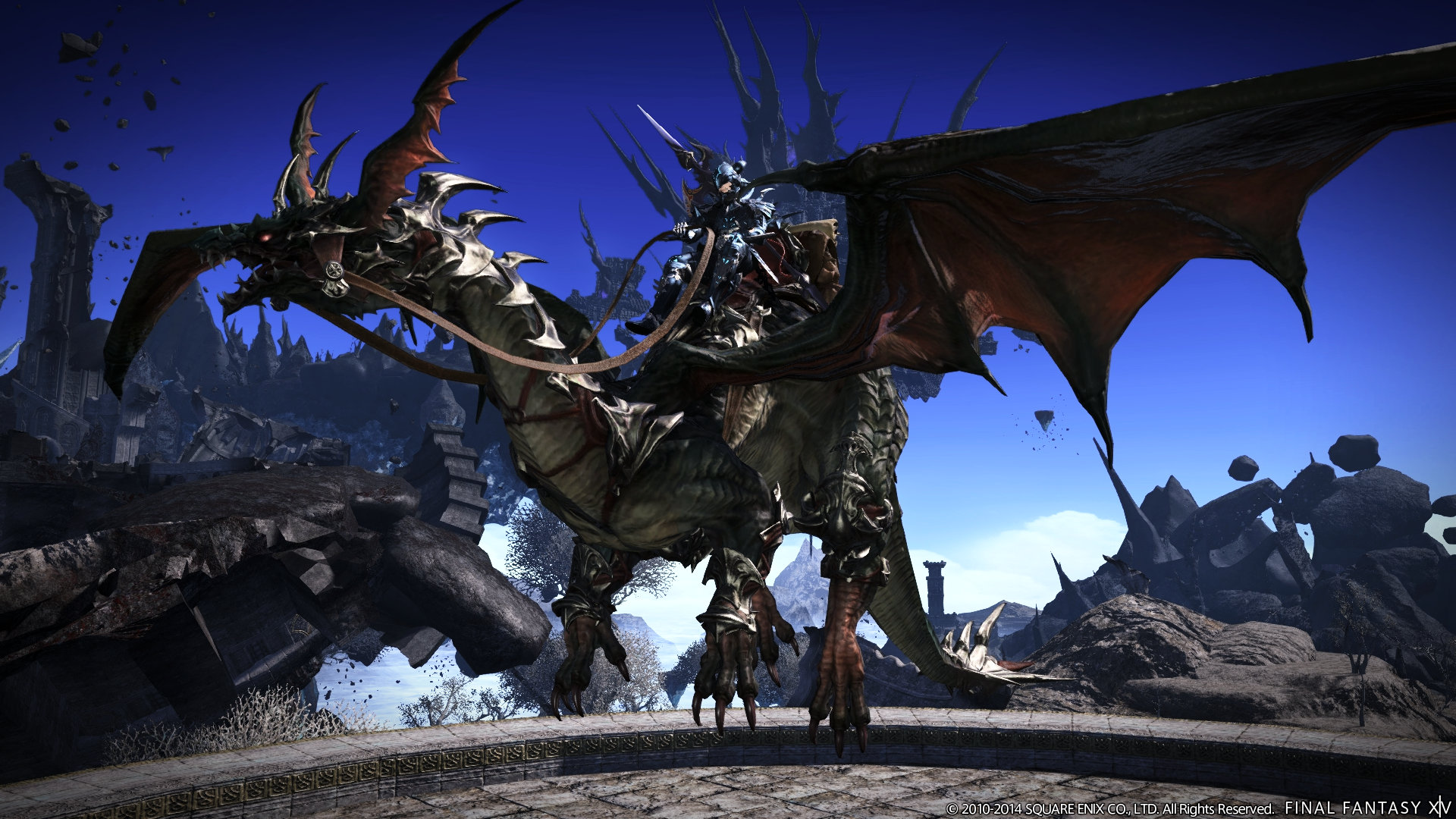 Final Fantasy XIV: A Realm Reborn Game | PS4 - PlayStation