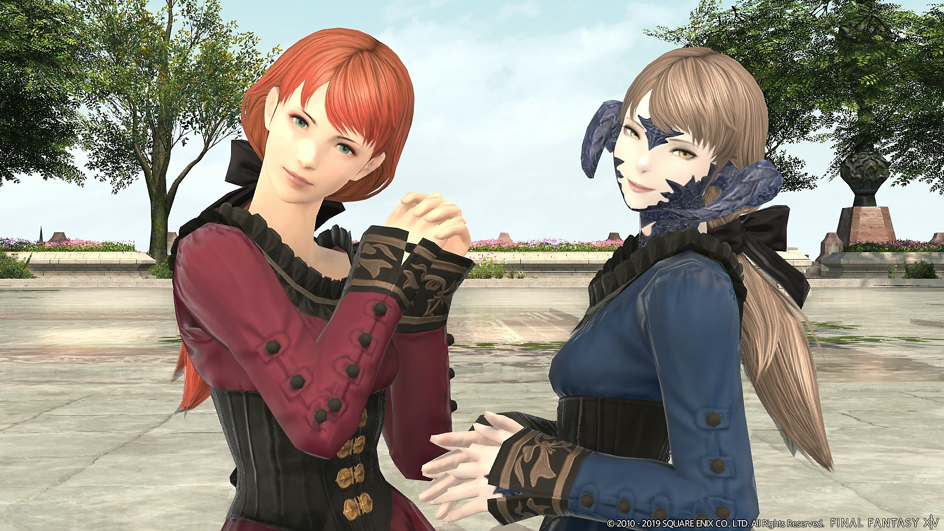 A Requiem for Heroes - New Hairstyles Screen 1