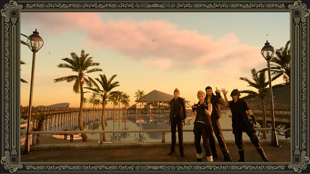 FINAL FANTASY XV Screenshot 1