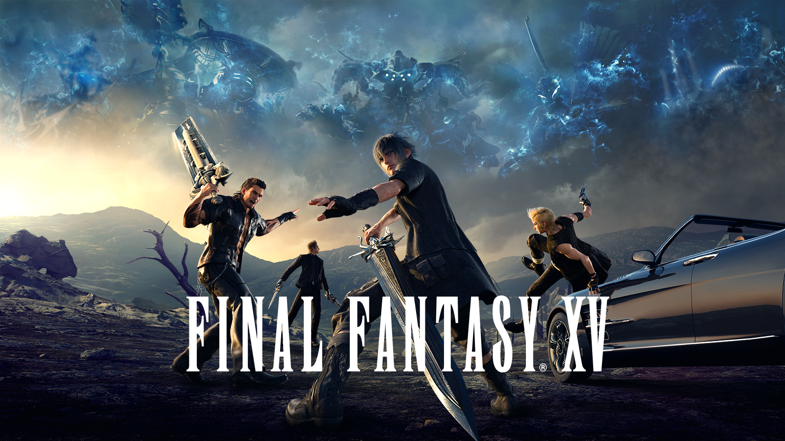 FINAL FANTASY XV Game | PS4 - PlayStation