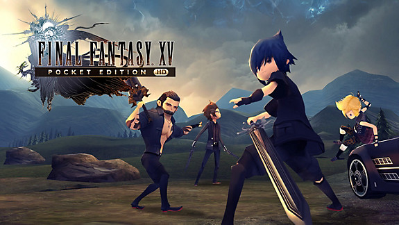 FINAL FANTASY XV POCKET EDITION HD screenshot