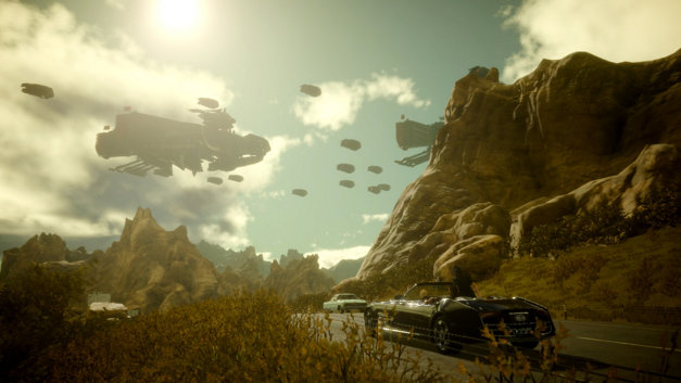 FINAL FANTASY XV Screenshot 4