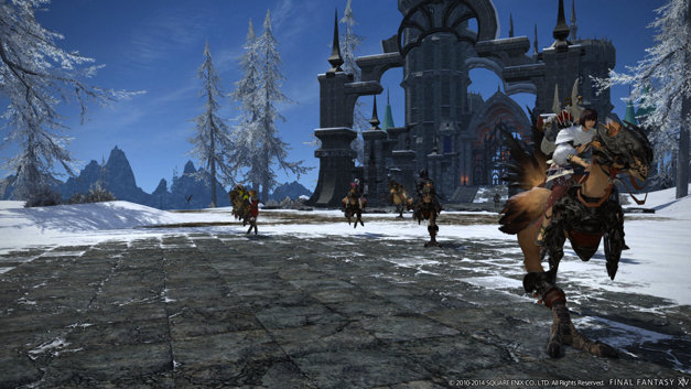 Final Fantasy XIV: A Realm Reborn Screenshot 16