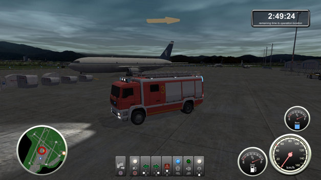 Firefighters: Airport Fire Department Screenshot 4