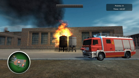 Firefighters: Plant Fire Department Trailer Screenshot