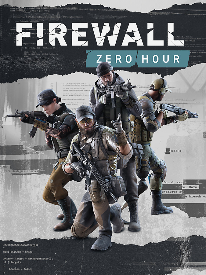 Firewall Zero Hour - PS VR Multiplayer