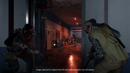 Firewall Zero Hour Trailer Screenshot