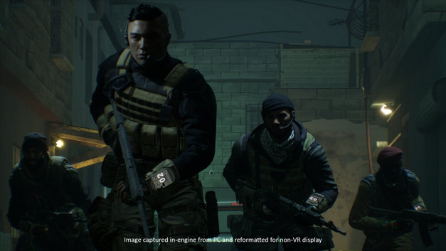 Firewall Zero Hour Screenshot 1