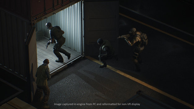Firewall Zero Hour Screenshot 4
