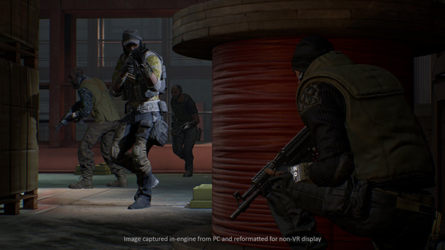Firewall Zero Hour Screenshot 10