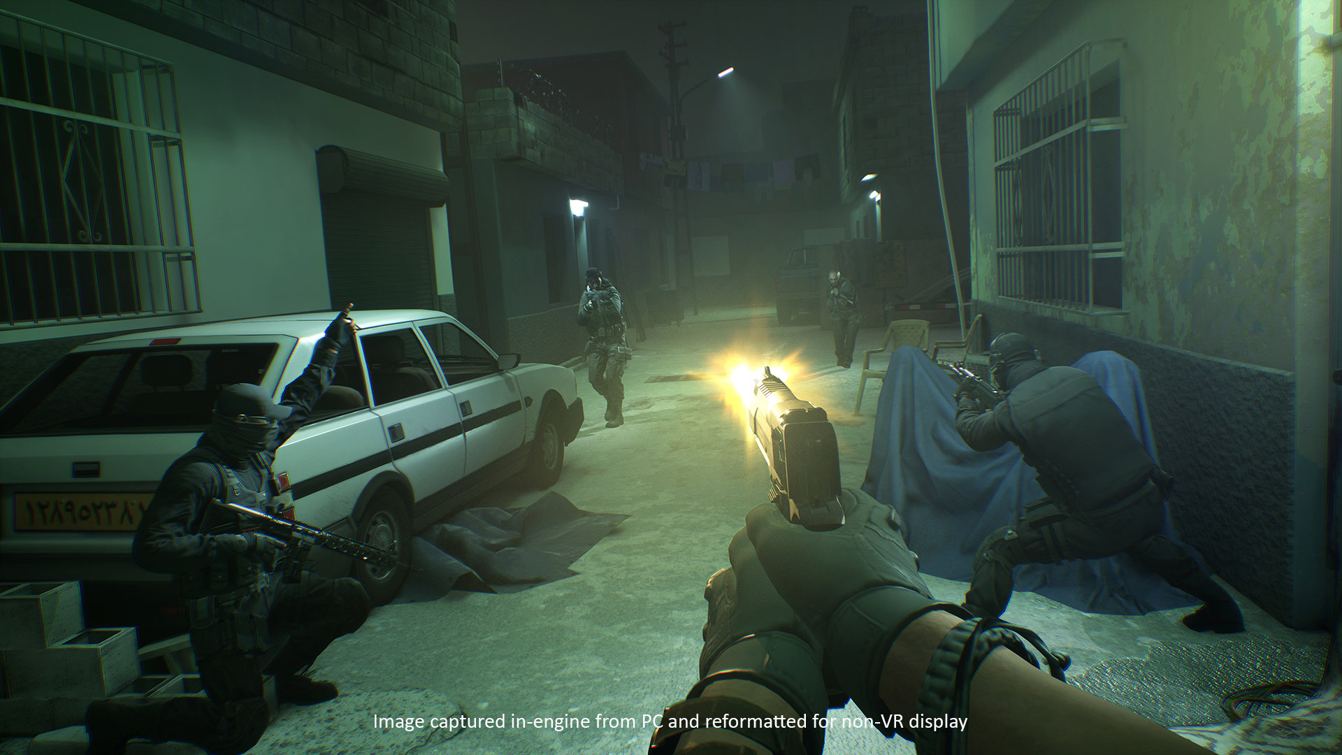 Firewall Zero Hour Game   PS4 - PlayStation