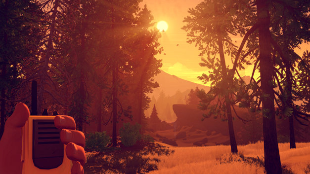 Firewatch Screenshot 1