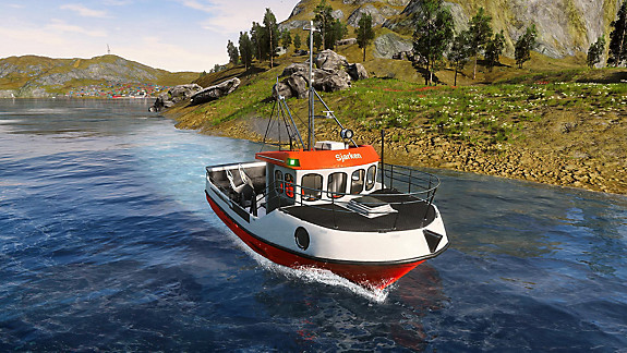 Fishing: Barents Sea - Screenshot INDEX
