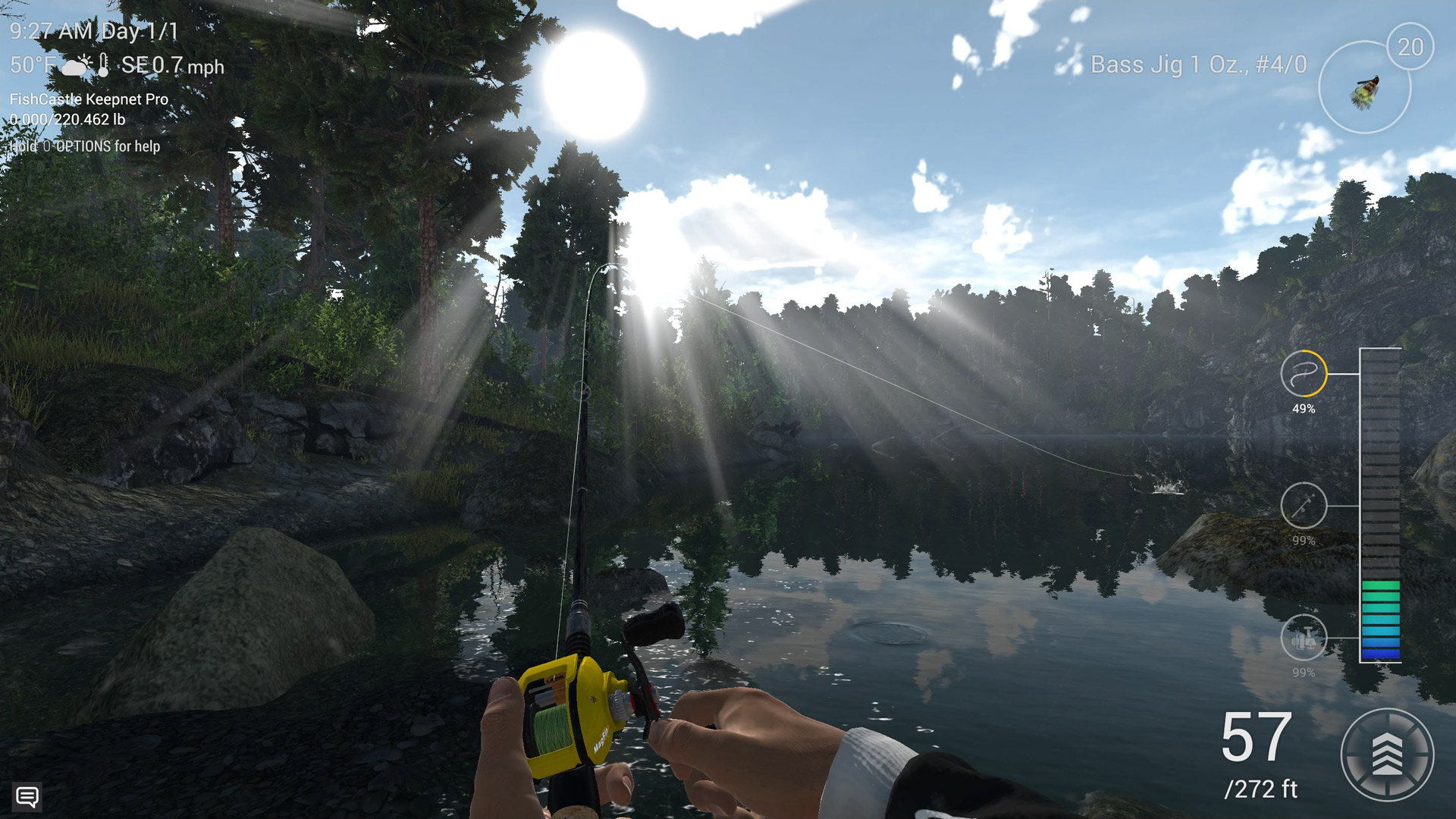 Fishing Planet Game Ps4 Playstation