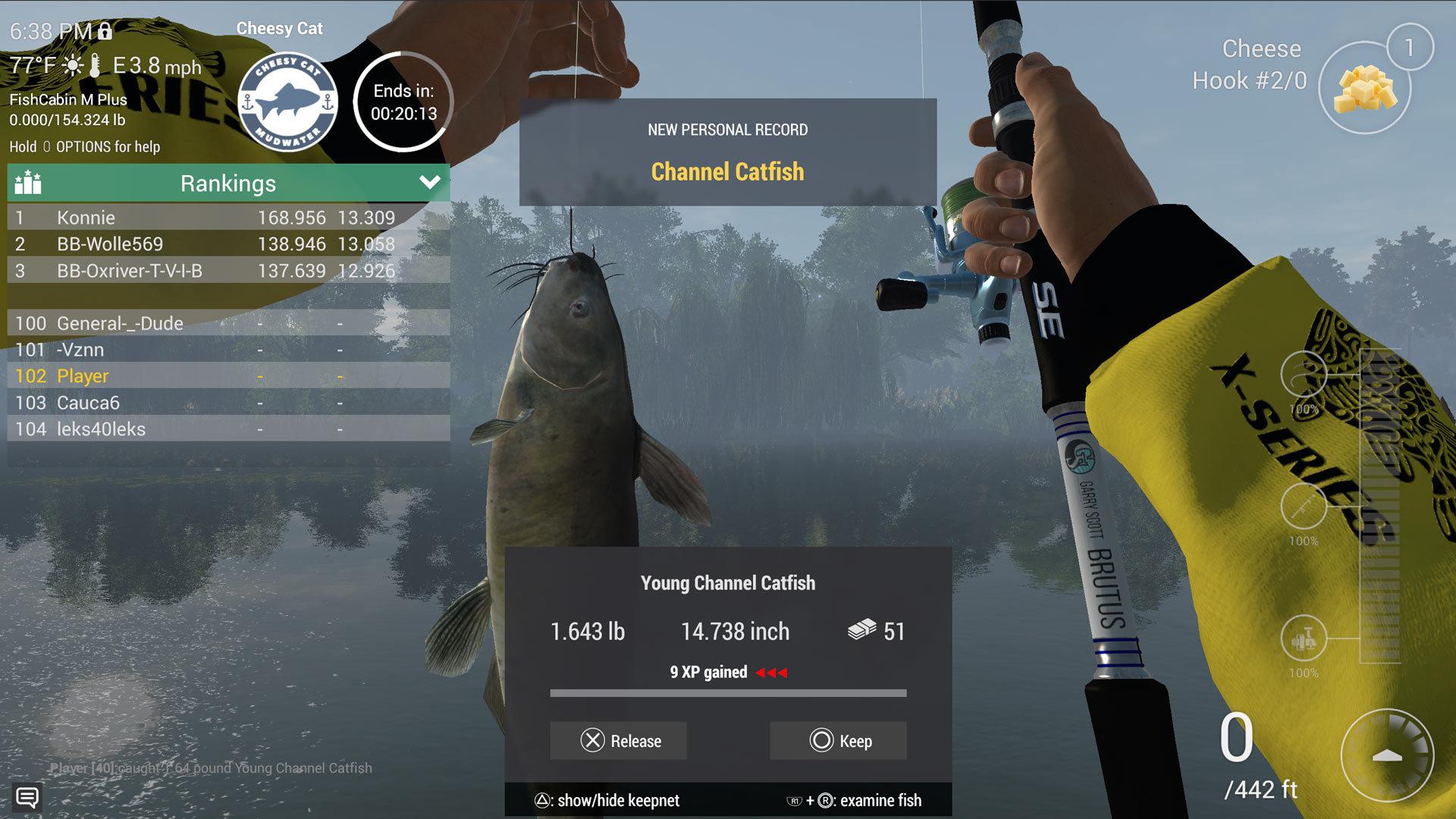 скачать игру рыбалка на пк оффлайн