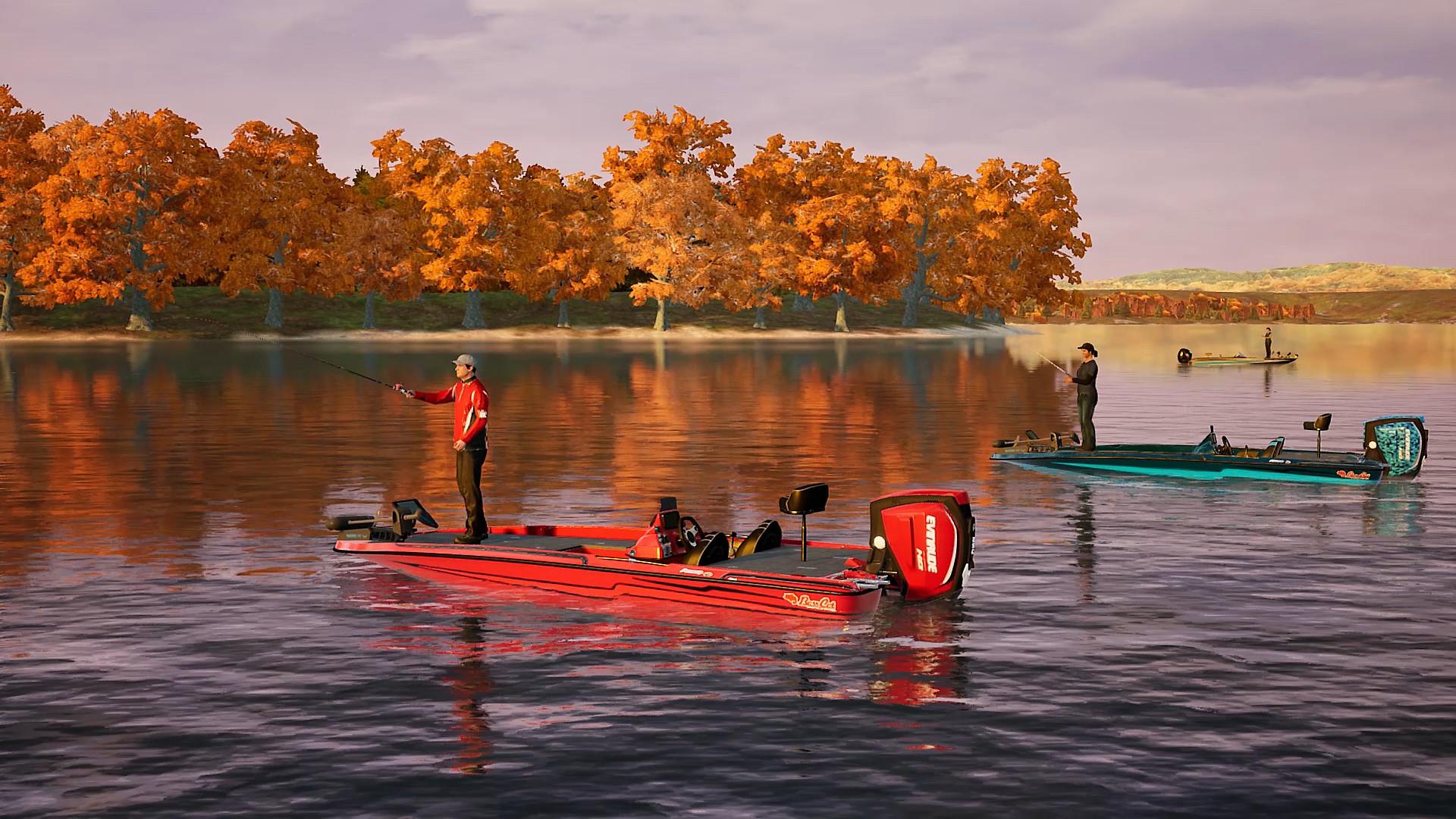 Fishing Sim World Pro Tour Game Ps4 Playstation