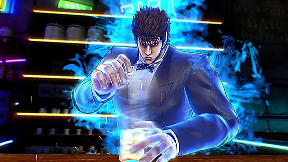 Fist of the North Star: Lost Paradise - Screenshot INDEX