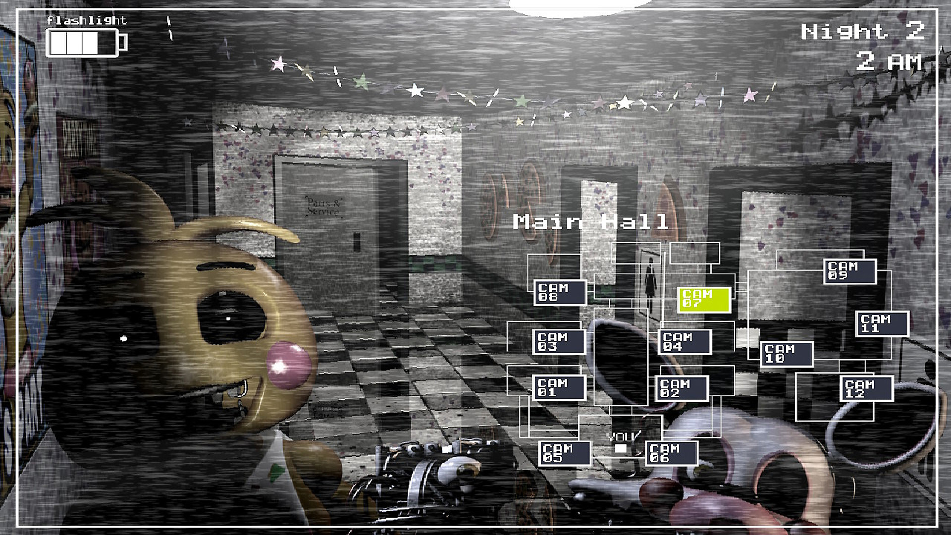 Five Nights at Freddy's 2 in Action