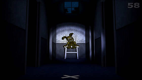 Five Nights at Freddy's 4 - Screenshot INDEX
