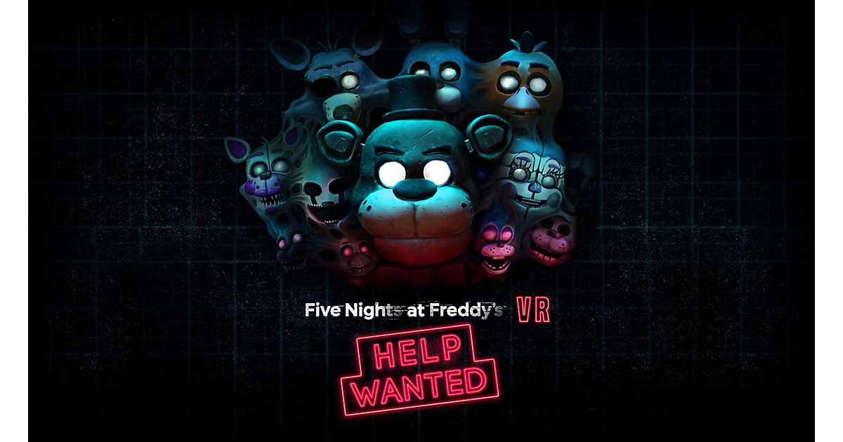Five Nights at Freddy's VR: Help Wanted Game | PS4