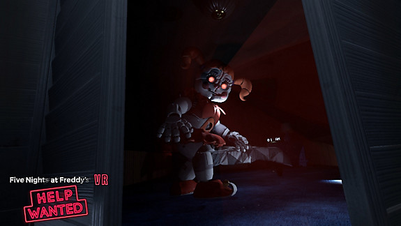 PlayStation®VR Trover and Five Nights at Freddy's Bundle - Screenshot INDEX