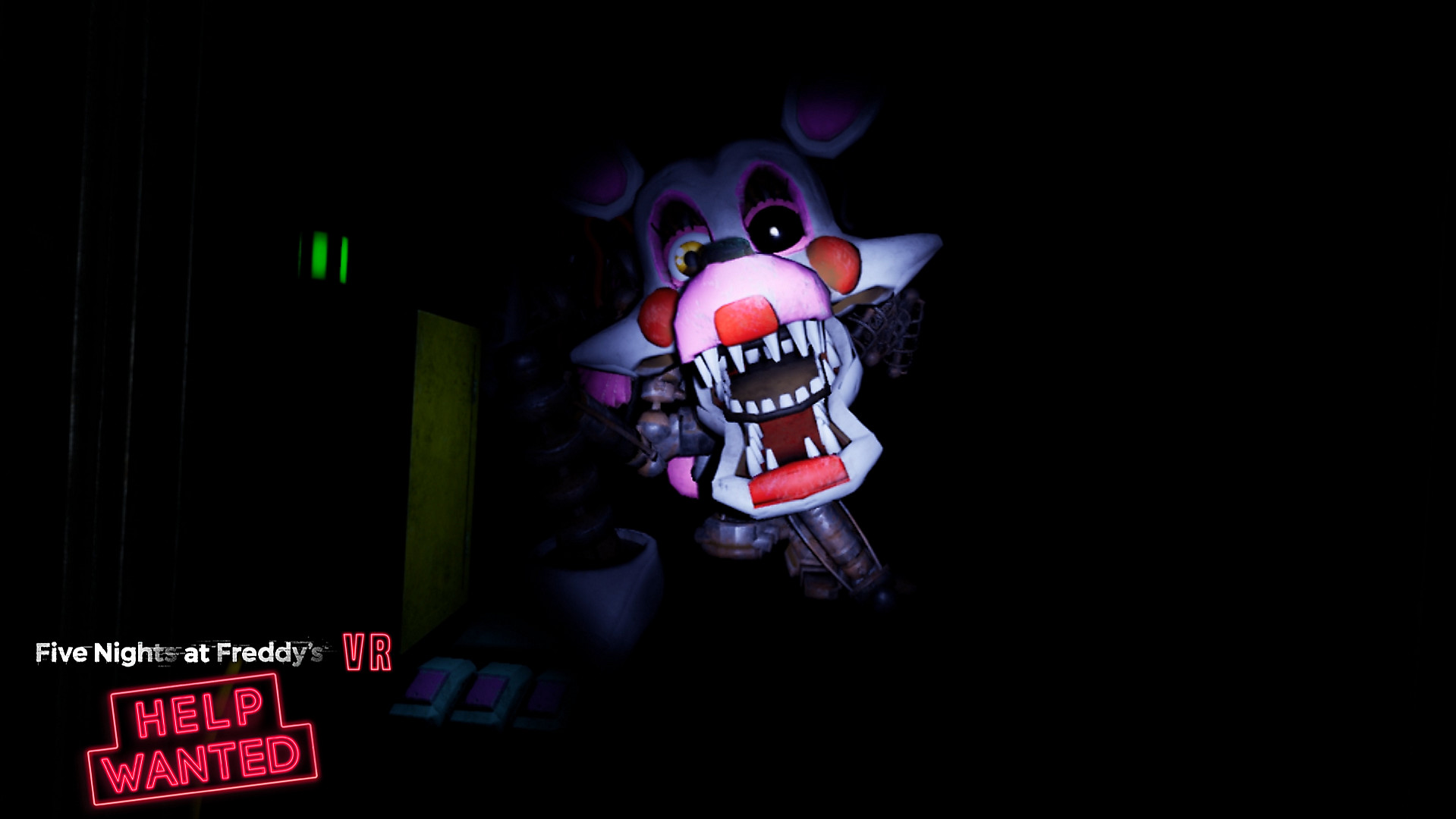 5 Nights At Freddy's Chica five nights at freddy's vr: help wanted game   ps4 - playstation