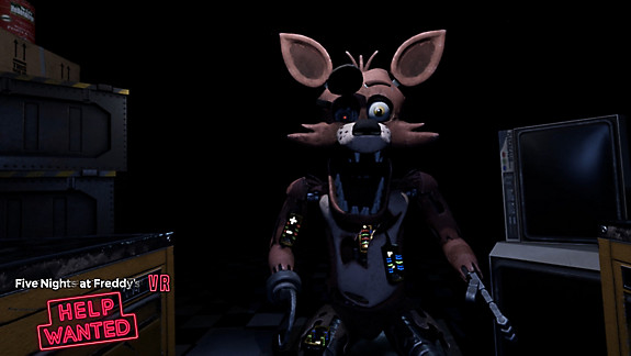 Five Nights at Freddy's VR: Help Wanted - Screenshot INDEX