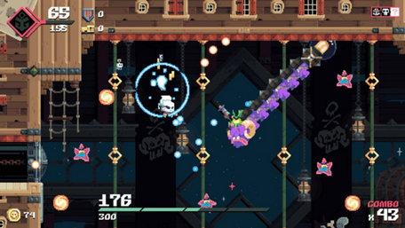 Flinthook Trailer Screenshot