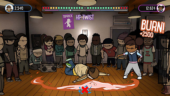Floor Kids screenshot