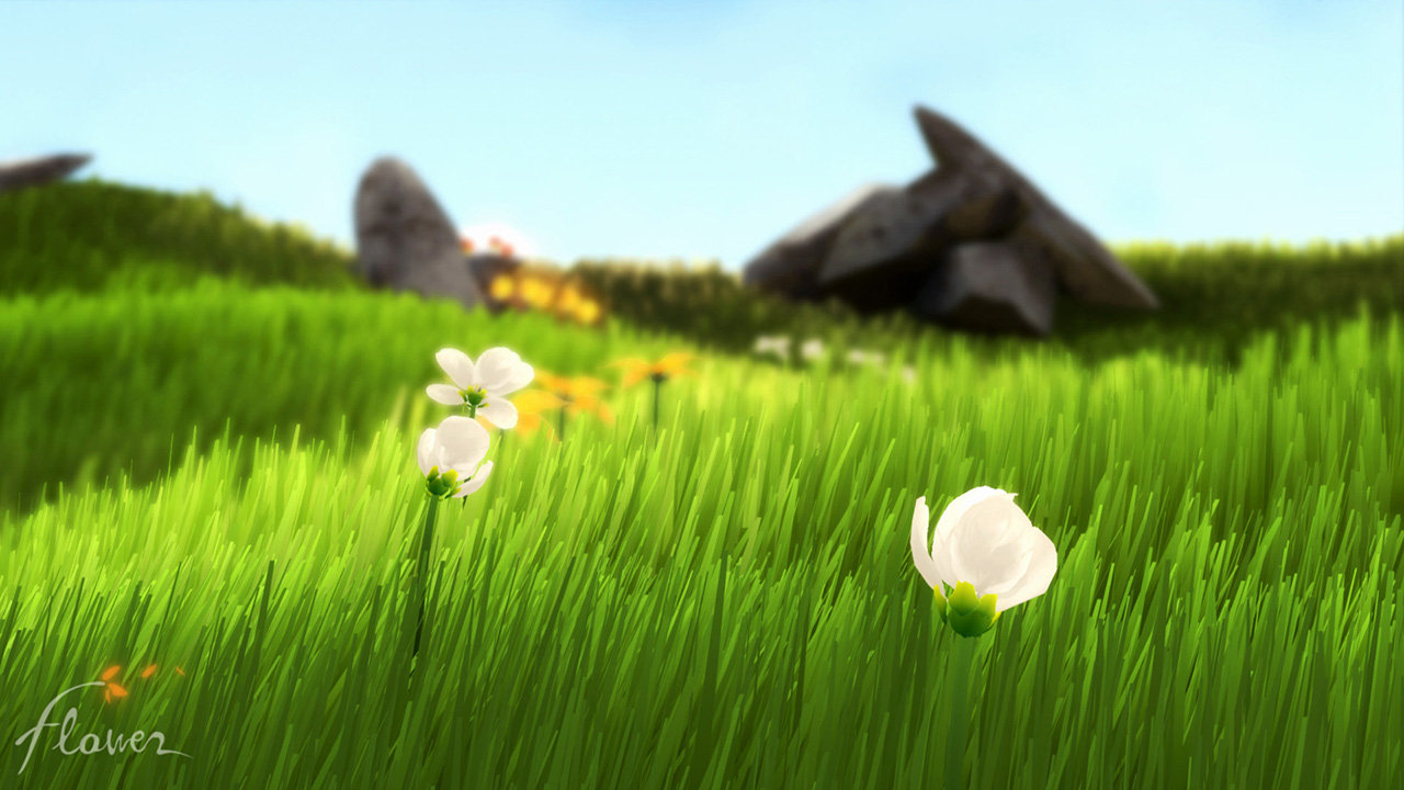 flower game ps4 playstation