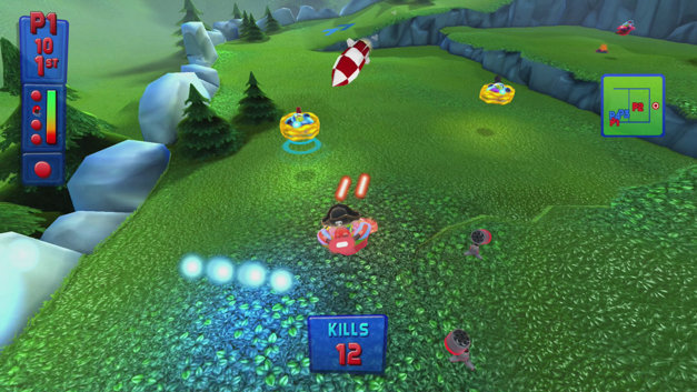 Fluster Cluck Screenshot 16