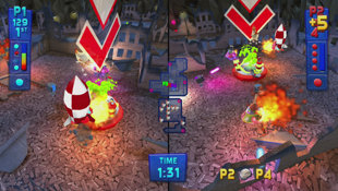 Fluster Cluck Screenshot 3