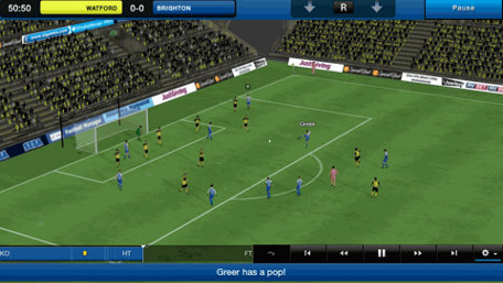 Football Manager Classic 2014 | PS Vita  Trailer Screenshot