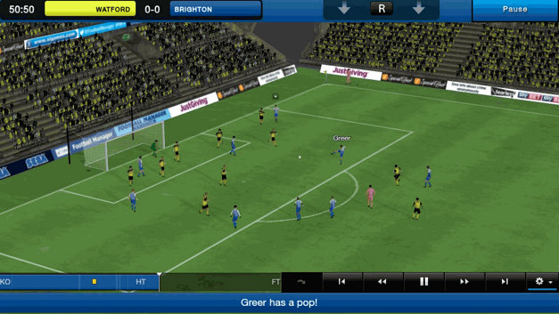 Football Manager Classic 2014 Screenshot 4