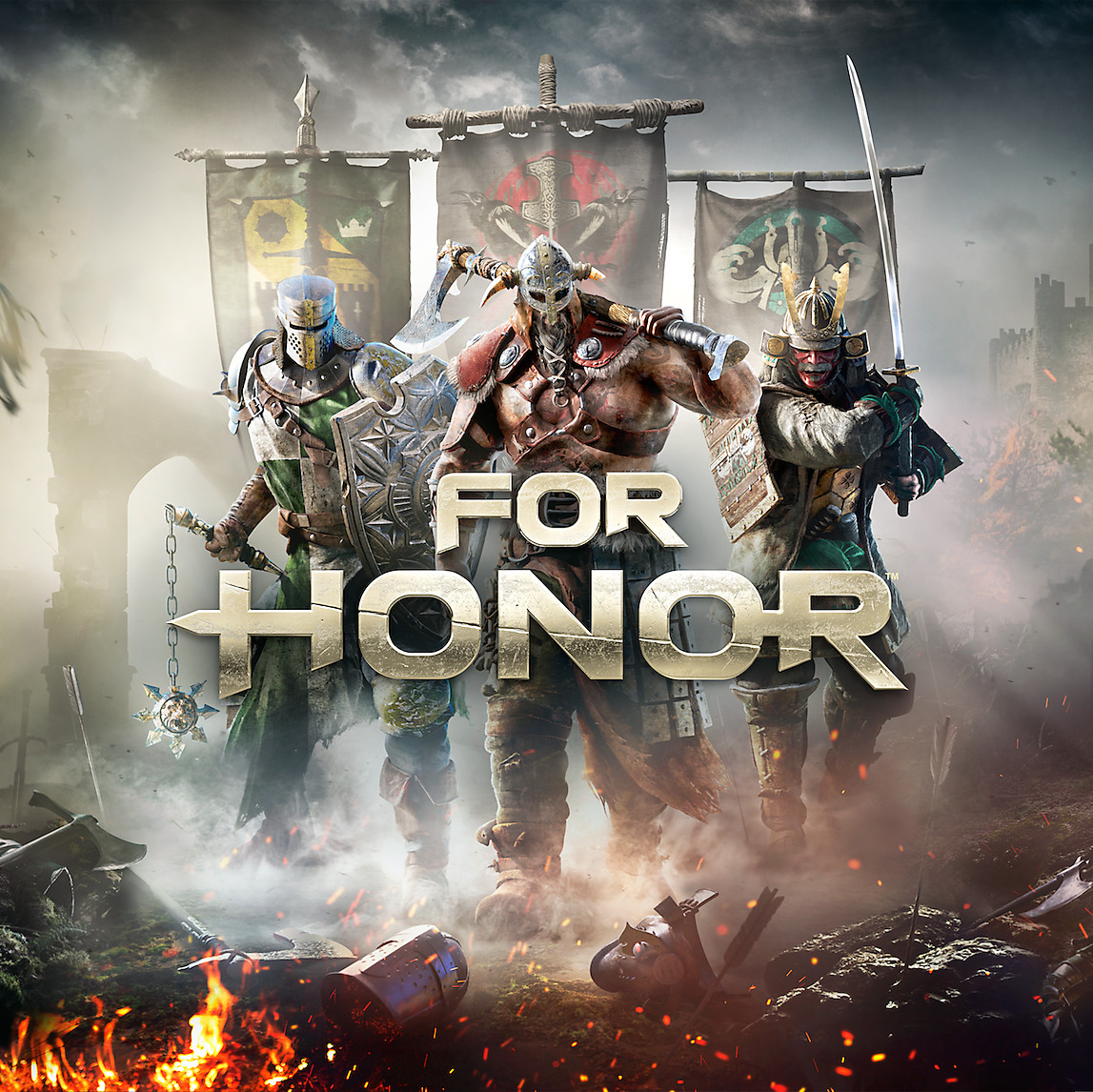 For Honor - PS4 Pro