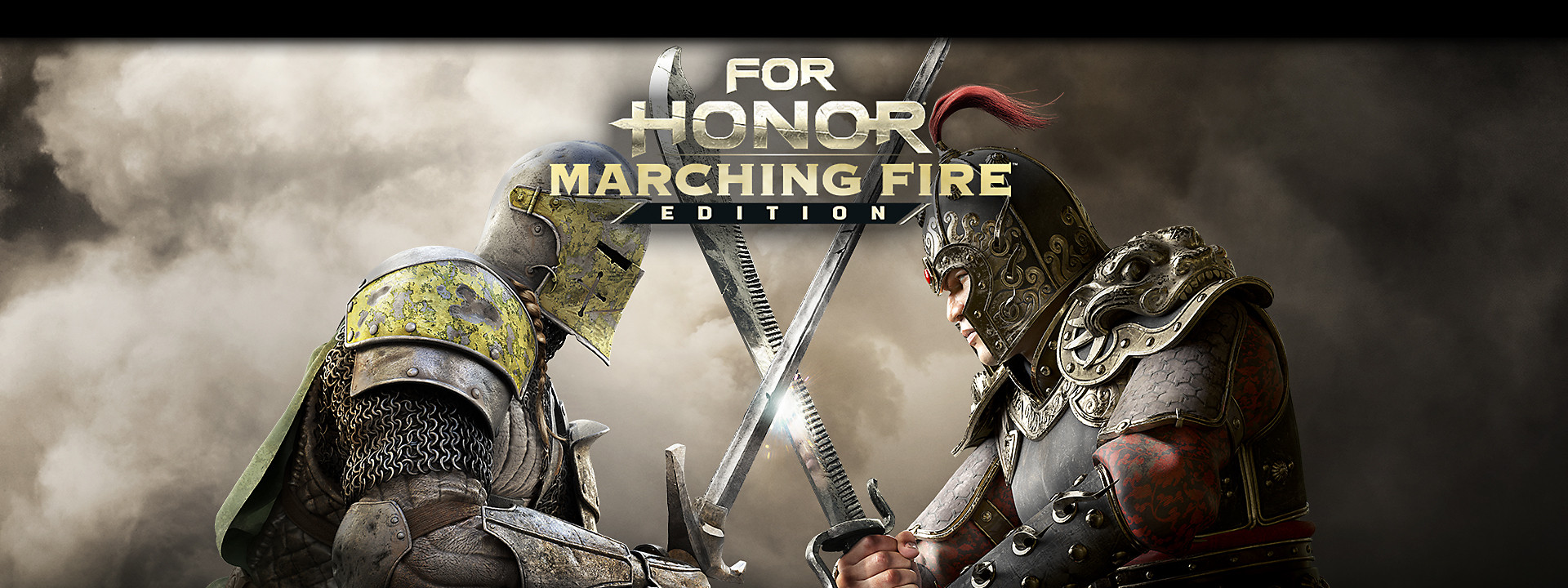 For Honor Marching Fire Edition Game Banner