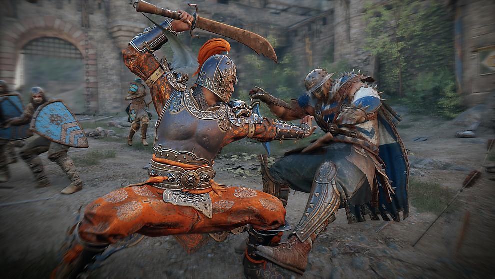 معرفی بهروزرسانی جدید بازیFor Honor