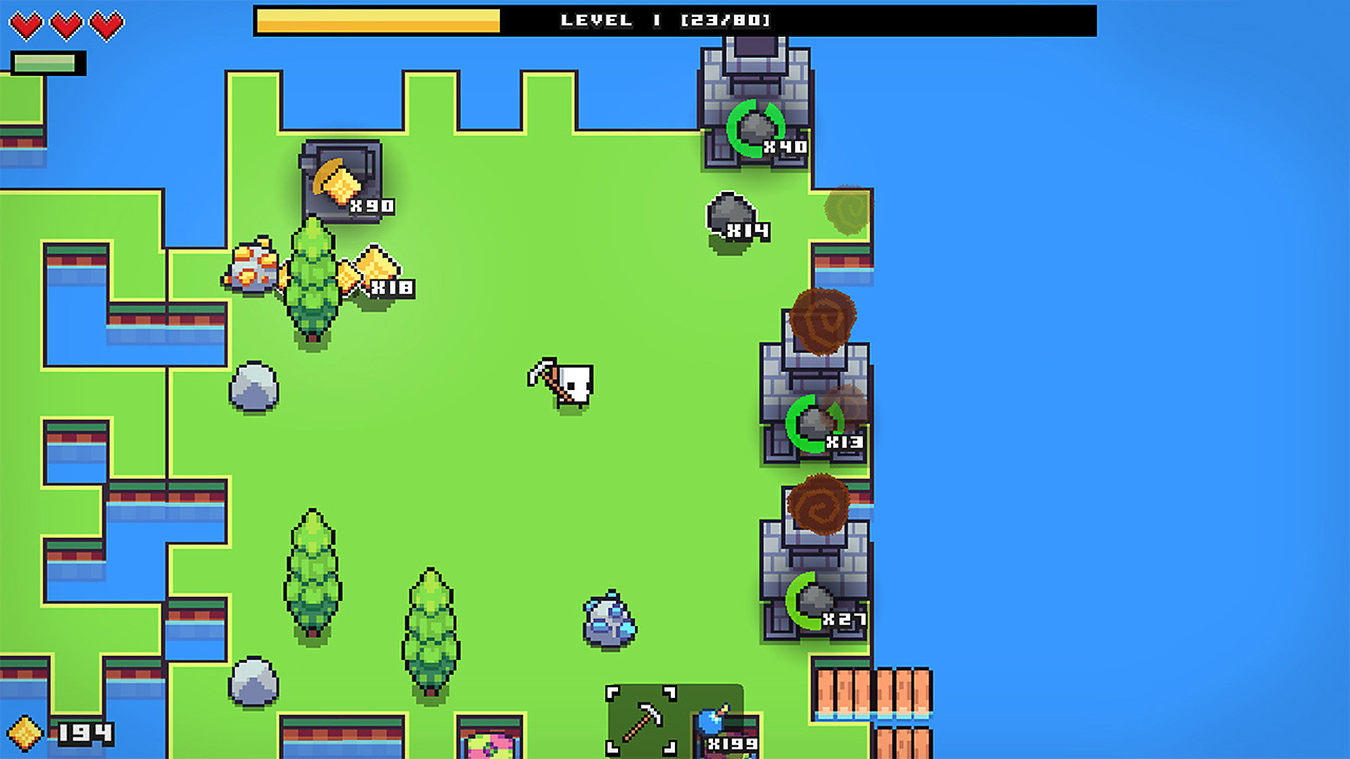 Forager Game | PS4 - PlayStation