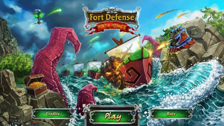 Fort Defense North Menace Trailer Screenshot