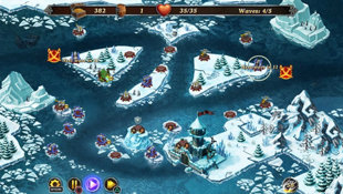 Fort Defense North Menace Screenshot 2